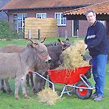 Zorgboerderij 'De Piet', Enter